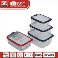 Plastic Air-tight Food Container