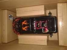 2014 hot sell 4WD RTR 1:5 rc car,gas powered,monster truck, HURRUCANE