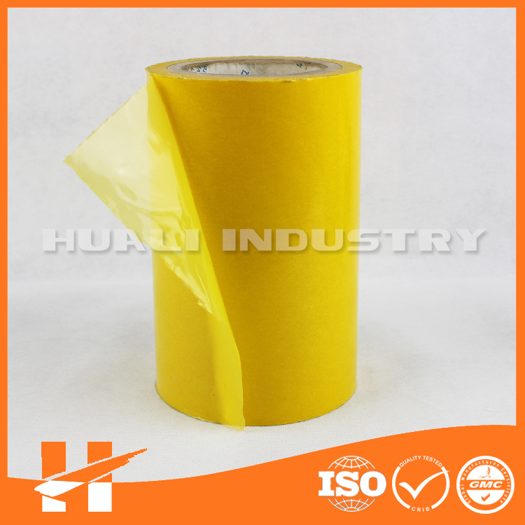 Aluminium sheet protection film plastic film with UV material