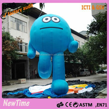 giant inflatable characters advertising