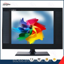 LCD Second Hand Flat Screen TV 15inch 19inch LED TV Wholesale