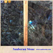 Madagascar Labradorite Granite Slab for Countertop