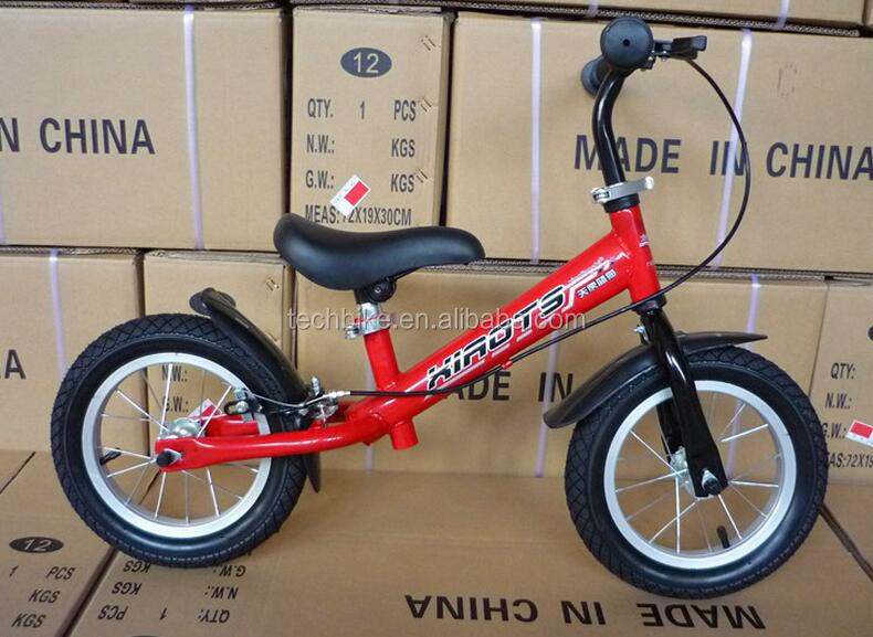 Good quality Children's balance bike with steel frame