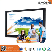 High definition Monitor with vga usb touch monitor interactive flat panel touch screen tablet monitor