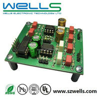 Printed electronic pcb projects manufacturer