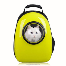 New Design Pet Products Innovative Patent Bubble Astronaut Capsule Sturdy Dog Carrier Bag