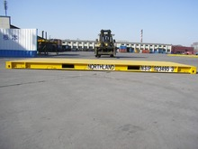 20ft equipment platform container