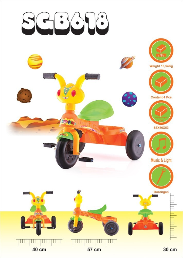 KIDS RIDE-ON TOYS SGB618