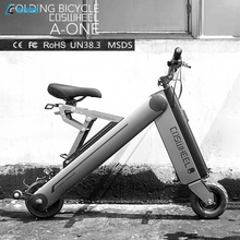China factory price aluminum alloy folding electric bike bicycle/ e-bike
