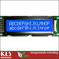 16*2 Chinese Character LCD Module KLS9-1602M
