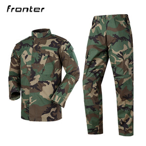 Hot Products Woodland Camouflage Military Uniform