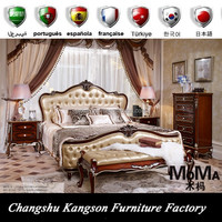 New Design Classical Fashion wood bedroom furniture prices