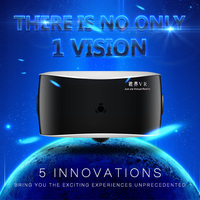 China top sale cheap price google cardboard 3d vr glass