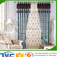 best sales emulation silk blackout fabrics for curtain