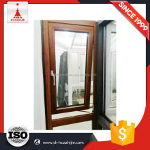 Promotional top grade single hung window with grid
