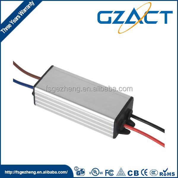 CE approvals dc power supply 12w 12v 1a waterproof electronic led driver