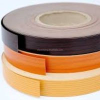 teak pvc self-adhesive edge profile banding/tape for particle board trim