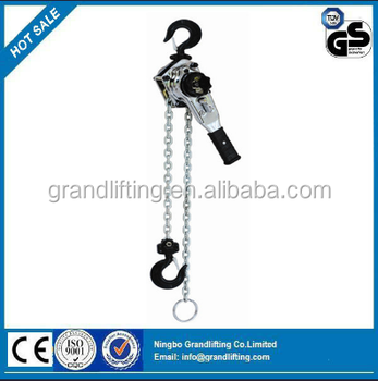Zhl-B Hand Tool Safe Locking Hook Lever Hoist