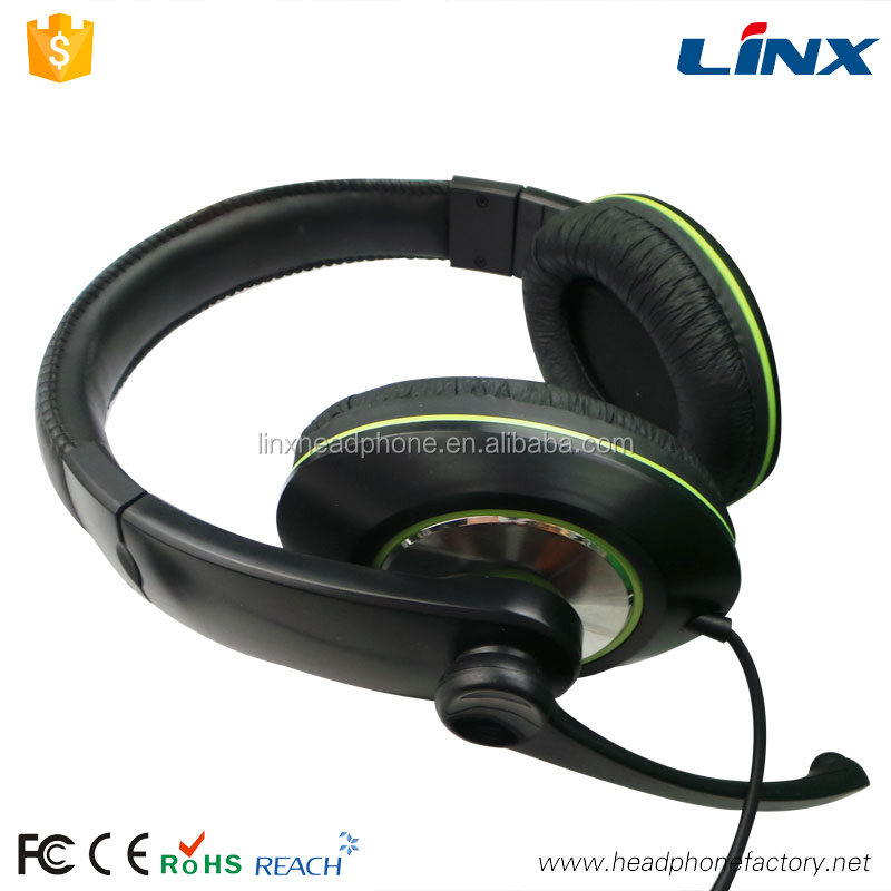 High quality custom alibaba wholesale OEM wired logo design certified durable headphone with microphone