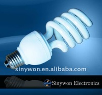 Hot Sale! Sinywon Half Spiral Energy Saving LED Light Bulb