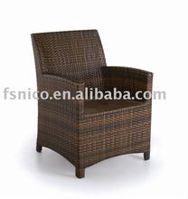 dining chair N0803003. rattan furniture