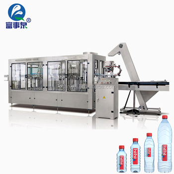 china manufacturer automatic new type alkaline mineral orange juice bottling plant