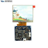 3.5 inch TFT LCD display module for mp4
