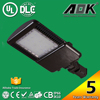 1000W HID Replacement 130lm/w 5 Years Warranty Black and Brown color Led Parking Lot Light