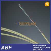 Air Blown Fiber Unit(ABF) Manufacturer 6 Fibers G.657A1/G.657A2 Fiber optic cable by blowing