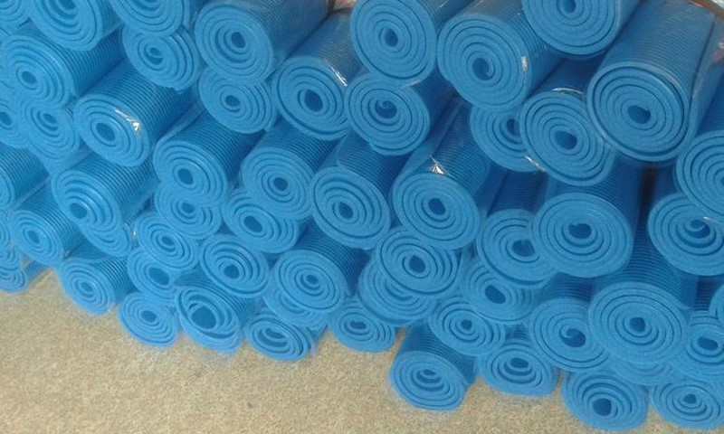 yoga mat eco friendly