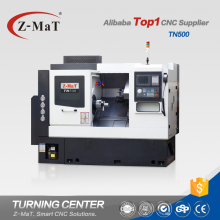 Z-MaT - Smart CNC Solutions Top1 manufacturer offering advanced 3-Axis turning center cnc lathe