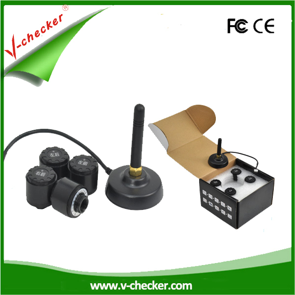 motorcycle tpms for 4 tires V-checker T301 tpms