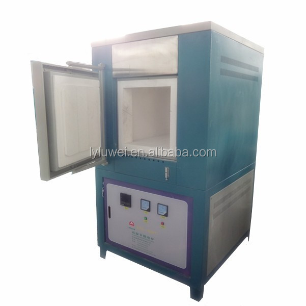 KSS-1700 Large chamber Box Vertical type Electric Cupellation Furnace with 1700.C