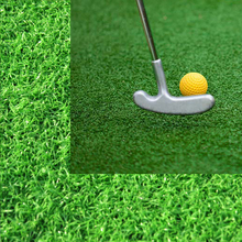 Factory supply golf putting cheap artificial grass carpet