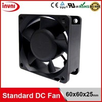 Standard SUNON National 6025 Exhaust 60mm Brushless 60x60 24V DC Axial Flow UPS Electric Fan 60x60x25 mm (PE60252B1-0000-A99)