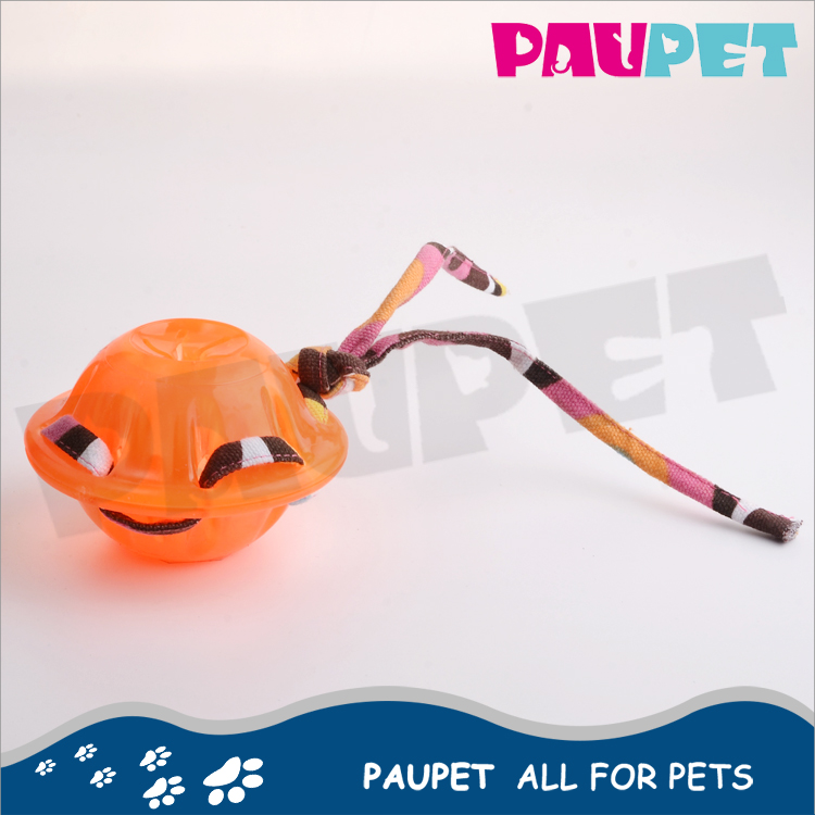 The best choice fashion pet dispenser transparent tpr iq treat ball dog toy