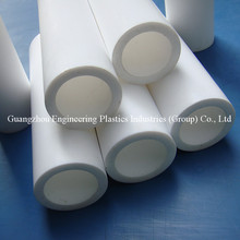 custom full size pure material uhmw-pe pipe pom tube polyethylene pipe