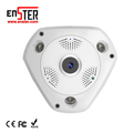 New Product 360 degree 3D Panorama Fisheye Lens WiFi Night Vision VR CCTV IP Camera