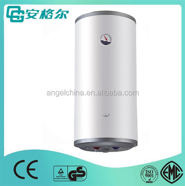 factory price plastic water heater shower30L/40L/50L60L/80L/100L/120L/150L with stailess steel tank with CE certification