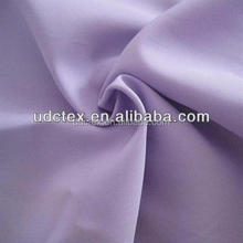 China supplier poly pongee bi- stretch fabric