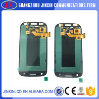 Mobile Phone lcd for Samsung Galaxy S3 i9300 LCD Assembly Blue