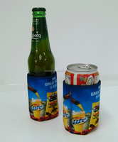 soft drinks can holder,Can cooler gift set foam drink holder beautiful drink holder Soda can set