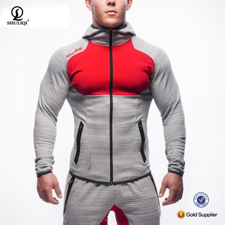 New arrival tracksuit hot selling products 100% cotton mens sport tracksuit sweatsuit jogging suit