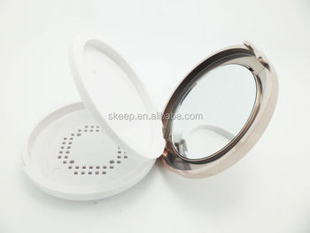 Lighted make up mirror and led pocket mirror box for lady form china factory