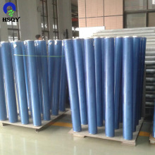 REACH Quality Soft Super Clear PVC Film For Packaging In Rolls