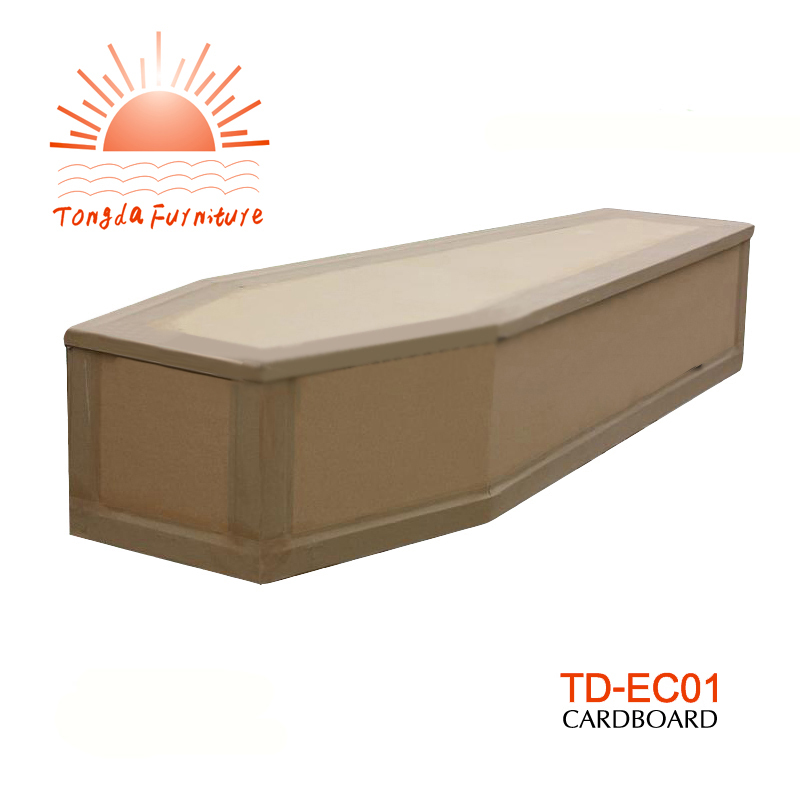 TD-EC01 paper coffin with Black Friday
