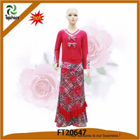 latest fashion design Muslim girls clothes