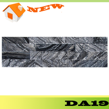 Natural Slate Stone Wall Panel China Manufacture Marble Culture ...