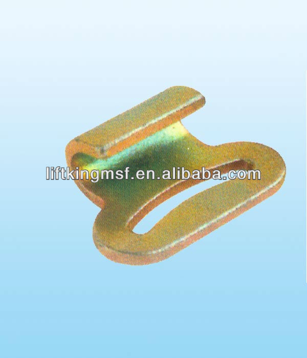 flat coated hook