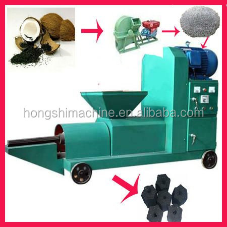 Best quality small charcoal briquette machine